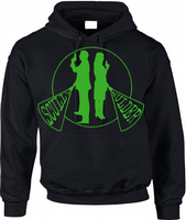 MULDER & SCULLY HOODIE - INSPIRED BY THE X-FILES